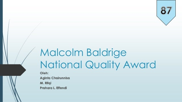 revisiting two malcolm baldrige national quality