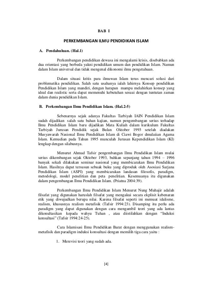 Resume buku agama islam