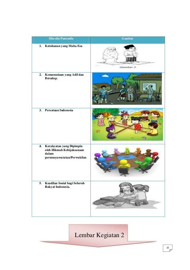 Contoh Gambar Pengamalan Pancasila Sila Ke 1 2 3 4 5 Bagikan Contoh
