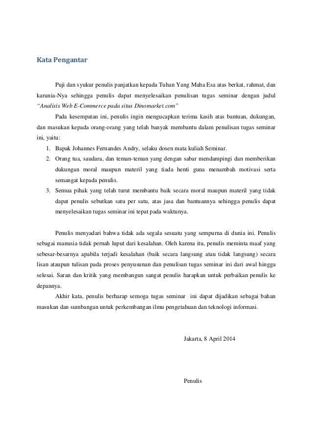 Paper Analisa Website Dinomarket Com