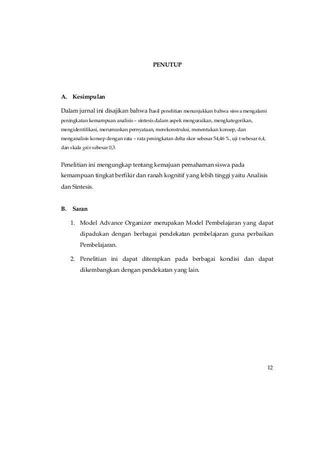 Tugas Seminar 1 Journal Review