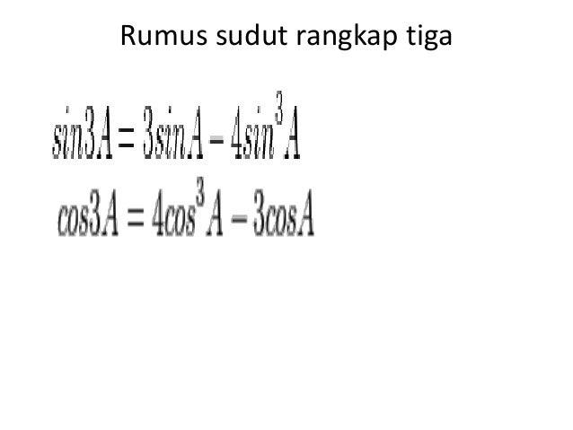 Tugas Trigonometri