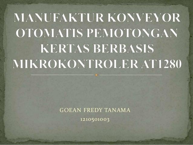 GOEAN FREDY TANAMA 1210501003