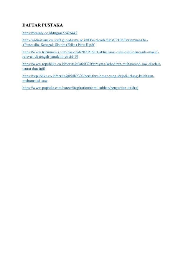 DAFTAR PUSTAKA https://brainly.co.id/tugas/22426442 http://widiastianavw.staff.gunadarma.ac.id/Downloads/files/72196/Perte...