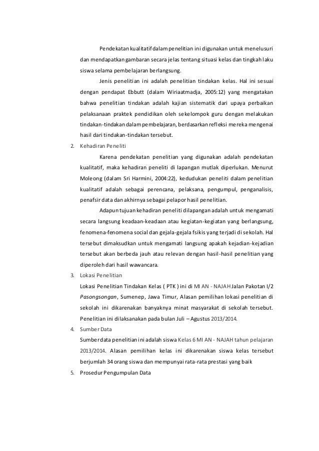 Contoh Generalisasi Ilmu Sosial - Contoh 317