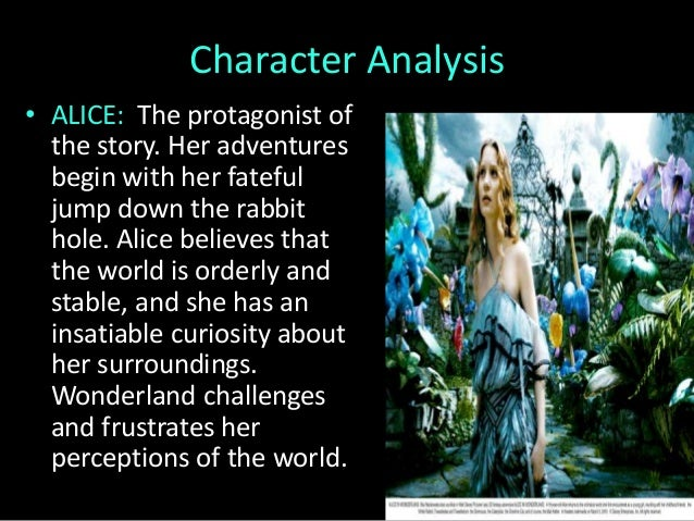 an analysis of the description of wonderland The fox and the crow by jean de la fontaine with audio recording and full analysis of each verse in french and english + life of the author.