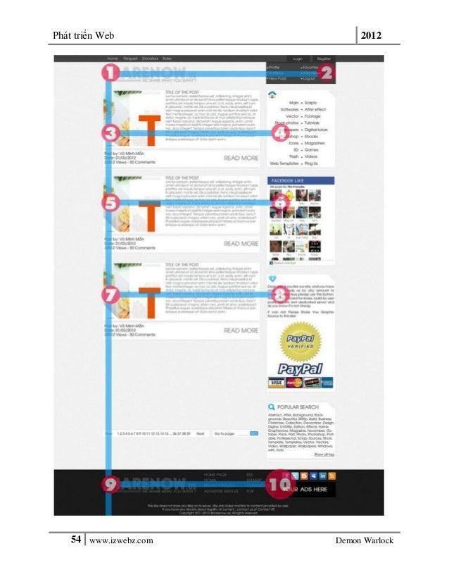 Phát triển Web 201254 www.izwebz.com Demon Warlock