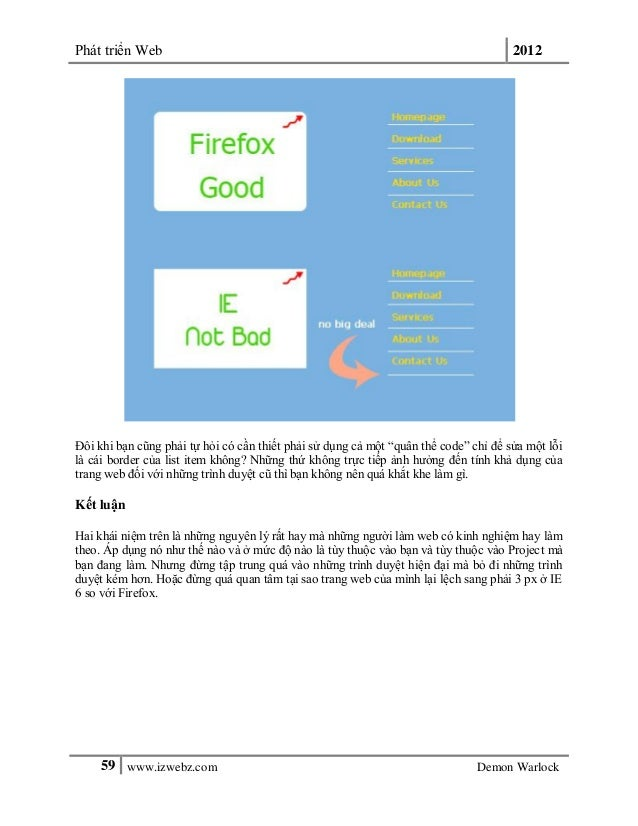 """Phát triển Web 201259 www.izwebz.com Demon WarlockĐôi khi bạn cũng phải tự hỏi có cần thiết phải sử dụng cả một """"quân thể ..."""