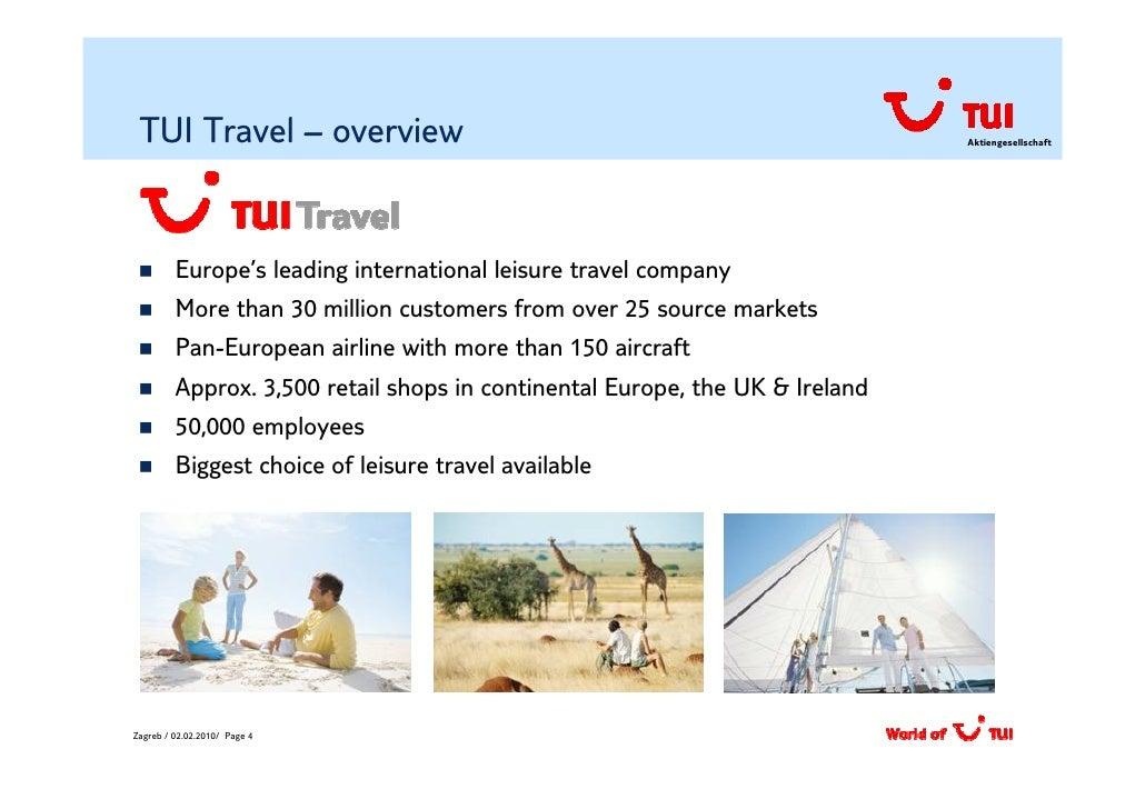 Leading International Leisure Travel Group