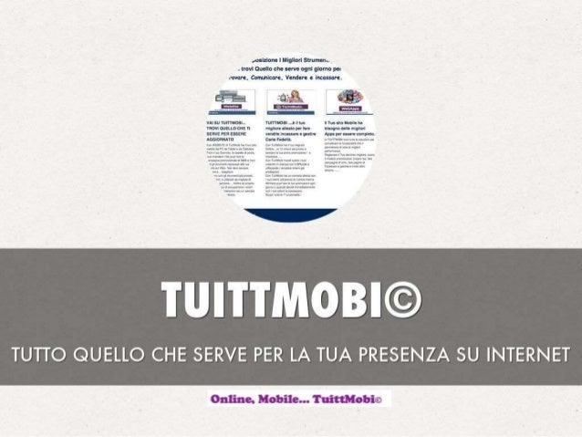 www.tuittmobi.it
