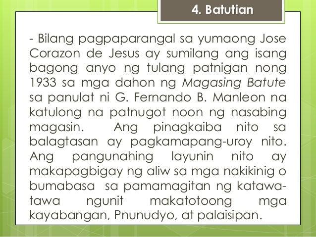 halimbawa ng mga balagtasan Mga halimbawa ng balagtasan - download as word doc (doc / docx), pdf file  (pdf), text file (txt) or read online.