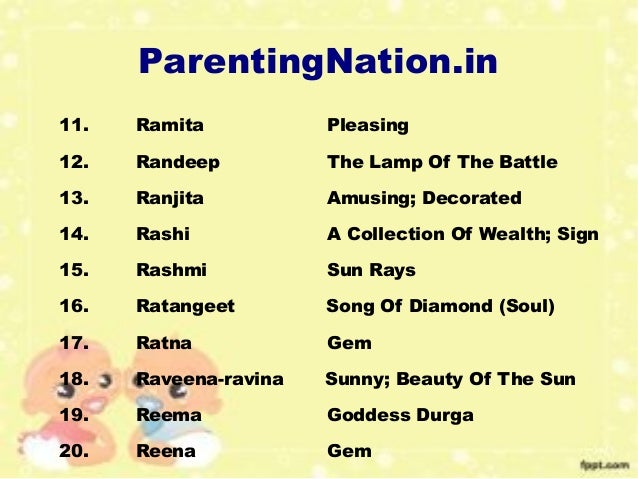 sanskrit baby boy names with meaning pdf