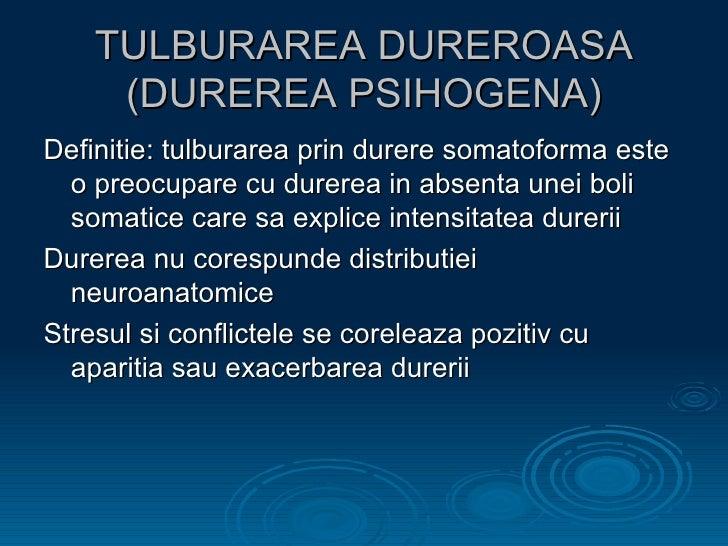 boala somatica definitie