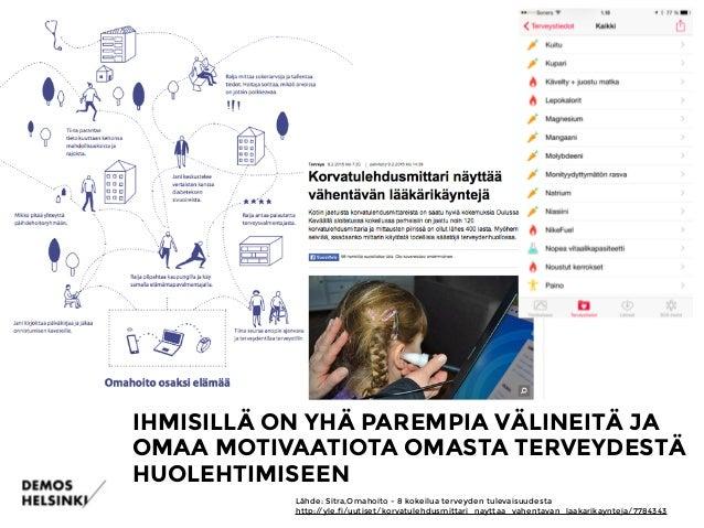 Lähde: http://www.flickr.com, creative commons license RAVINTOLAPÄIVÄ ON ESIMERKKI UUDENLAISESTA, KÄYTTÄJÄLÄHTÖISESTÄ UUDI...