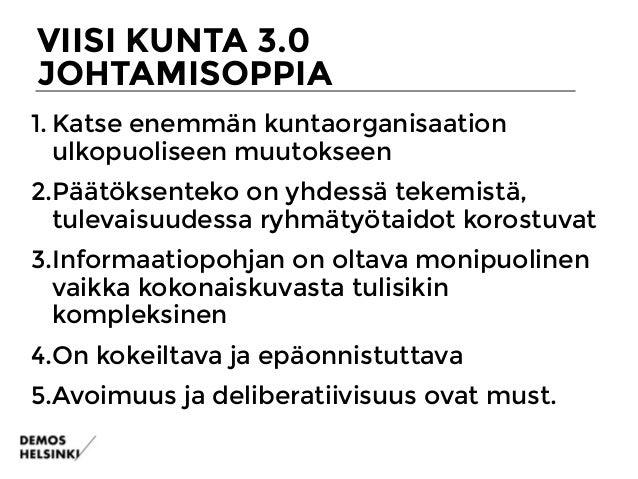 Kohti tulevaa, pelottomasti! Aleksi Neuvonen, aleksi.neuvonen@demoshelsinki.fi, @leksis