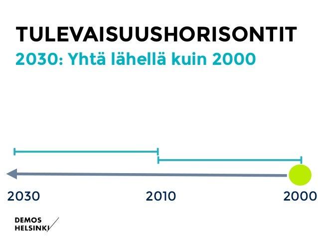 ESITYKSEN TAUSTAT http://www.demoshelsinki.fi/julkaisut/design-for- government-kokeiluilla-ihmislahtoista-ohjausta/ http:/...