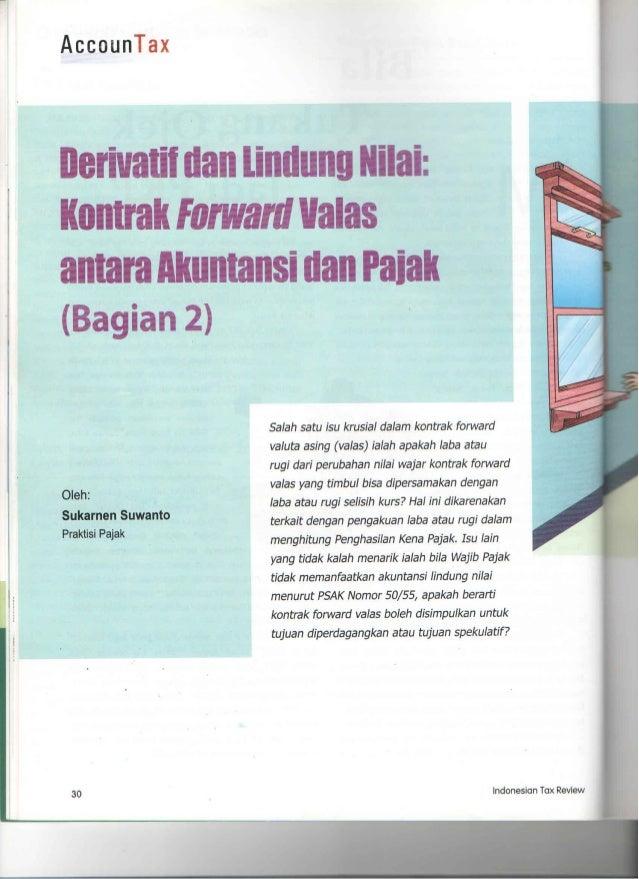 Tulisan Sukarnen di Indonesian Tax Review 2011-2015