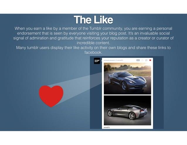Every post on Tumblr has a Reblog Button                   http://tumblr.com/dashboard                                    ...