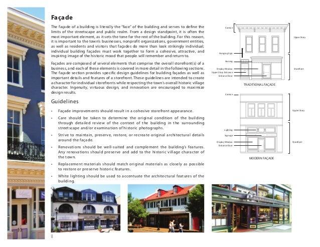Street Furniture Design Guidelines delighful street furniture design guidelines at various widths in