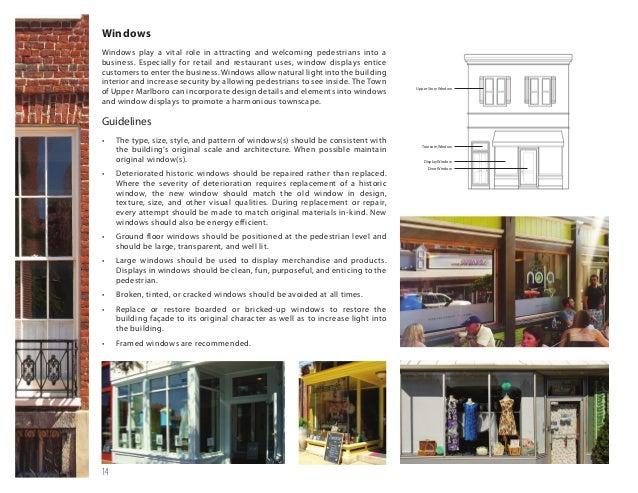 Town Of Upper Marlboro Design Guidelines
