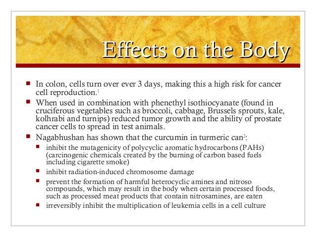 Turmeric: Medicinal, Cancer, Bacteria Cure