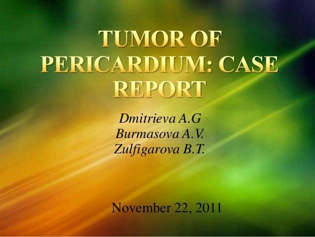 Dmitrieva A.GBurmasova A.V.Zulfigarova B.T.November 22, 2011