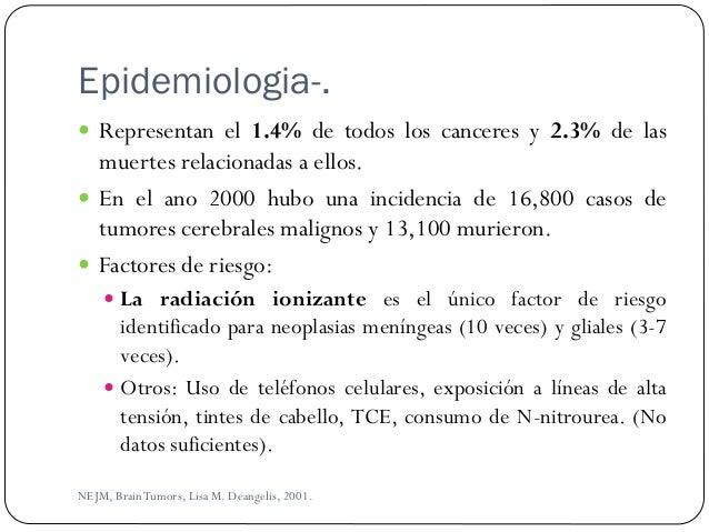 Tumores cerebrales Slide 3