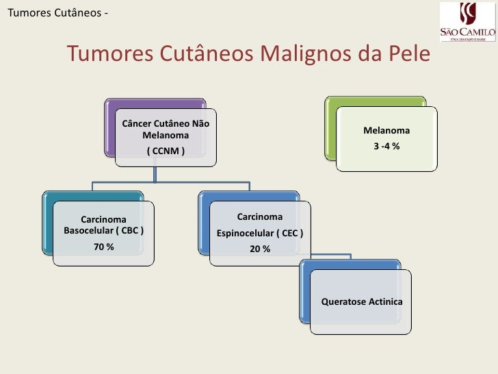 Tumores Cutâneos Slide 2