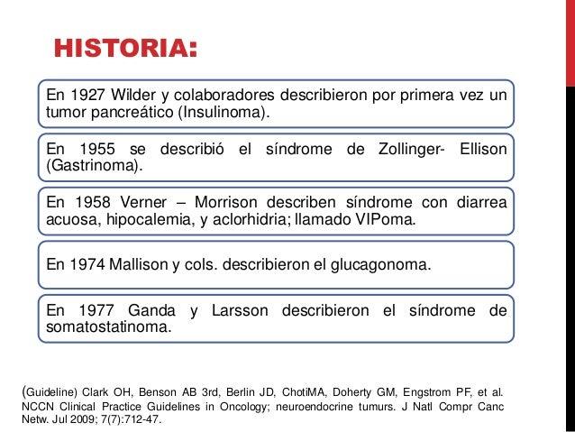 Tumores neuroendocrinos Slide 2