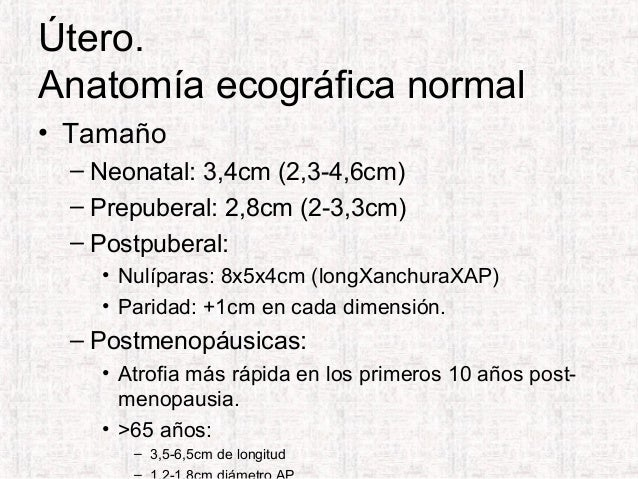 Tumores uterinos