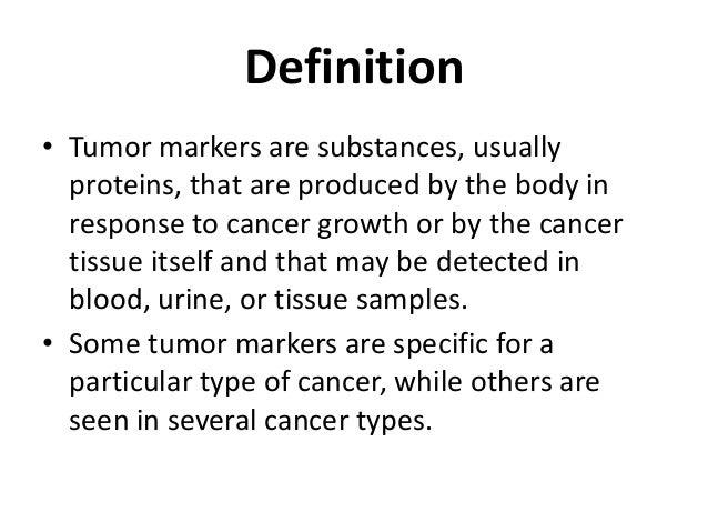 marker tumoral
