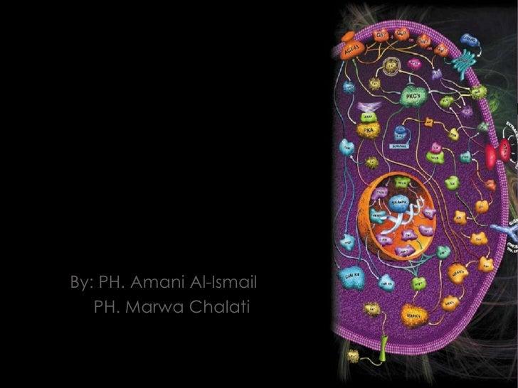 By: PH. Amani Al-Ismail PH. Marwa Chalati Tumor suppressor Gene