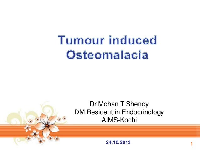 Dr.Mohan T Shenoy DM Resident in Endocrinology AIMS-Kochi  24.10.2013  1