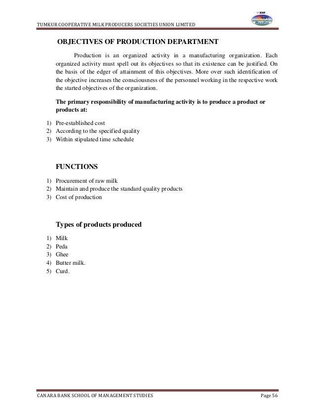 An organisational study at tumul tumkur karnataka organization chart of production departementdeputymanagerhelpersupervisorsofficersassistantmanagertechnicians 56 spiritdancerdesigns Gallery