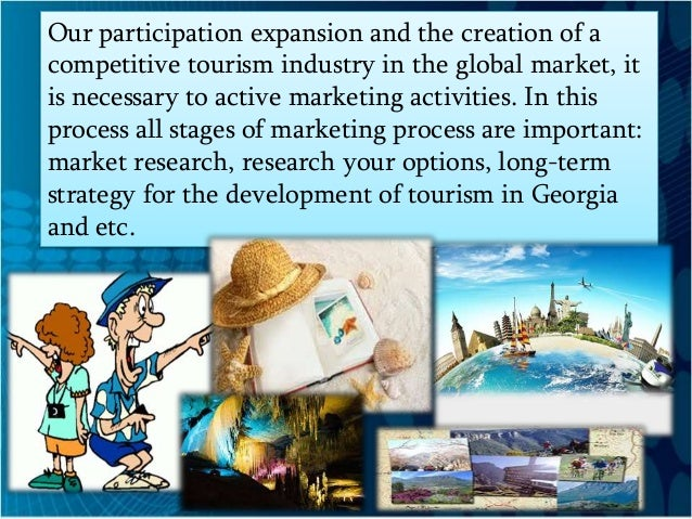 The features of marketing research of tourism market in Georgia