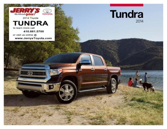 Tundra 2014