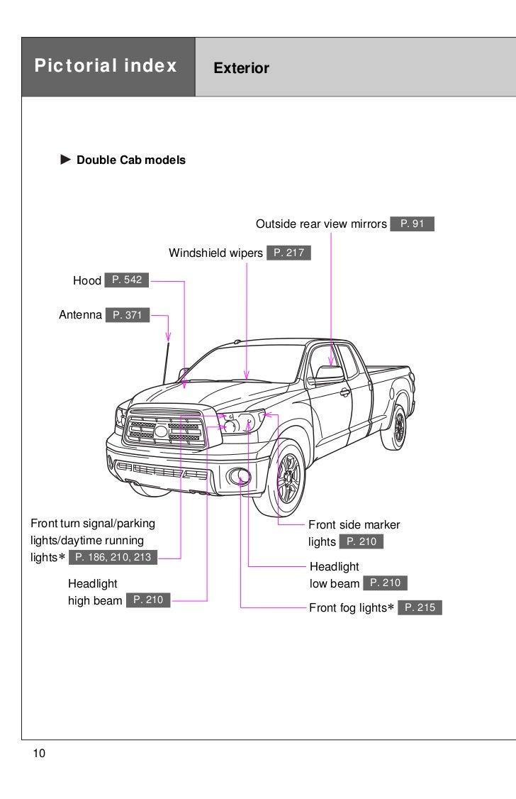 2012 Toyota Tundra Engine Diagram Schematics 2011 Wiring Schematic Diagrams Dash Lights