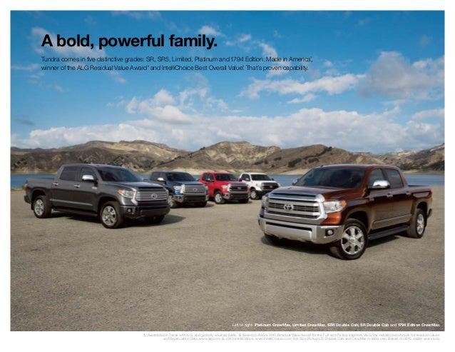 2014 Toyota Tundra Brochure Hooman Toyota A Long Beach