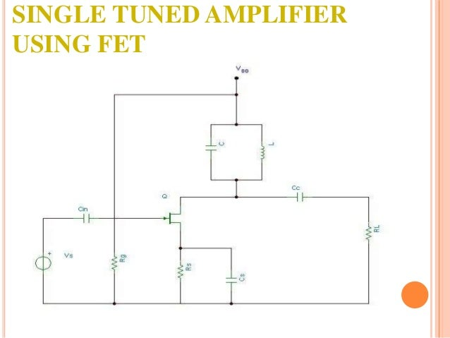 Have A Single Transistor Tuned Amplifier With Cheggcom
