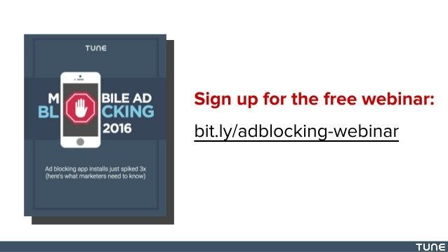 Mobile Ad Blocking 2016 Slide 3