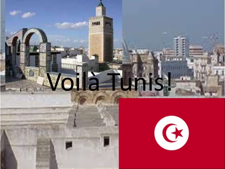 Voilà Tunis!<br />