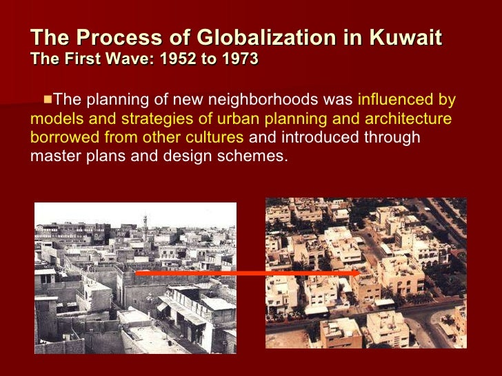 impact of the globalization process The migration and movement of people can also be highlighted as a prominent feature of the globalization process of the impact of cultural globalization.