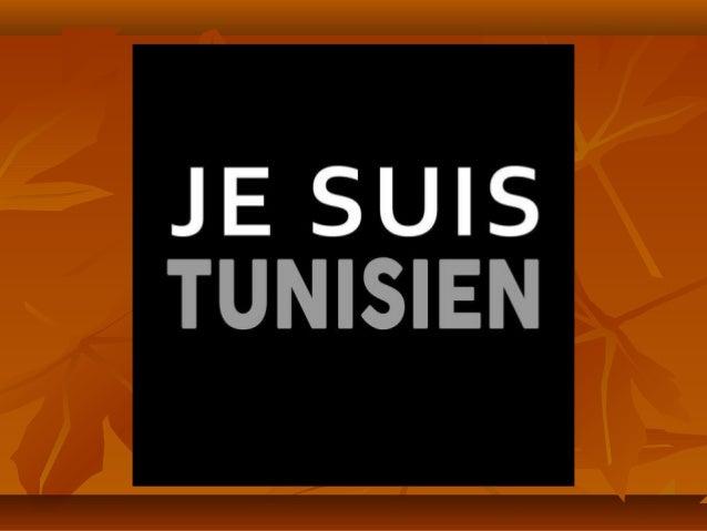 Tunis, 26 mars 2015 Slide 2