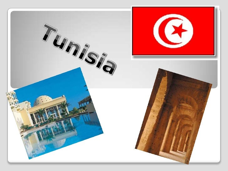 Tunisia, located on the north eastern part of Africa, borders the Mediterranean Sea, Algeria, and Libya. The Shara Desert ...