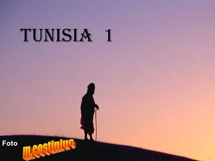 Tunisia  1 m.costiniuc Foto