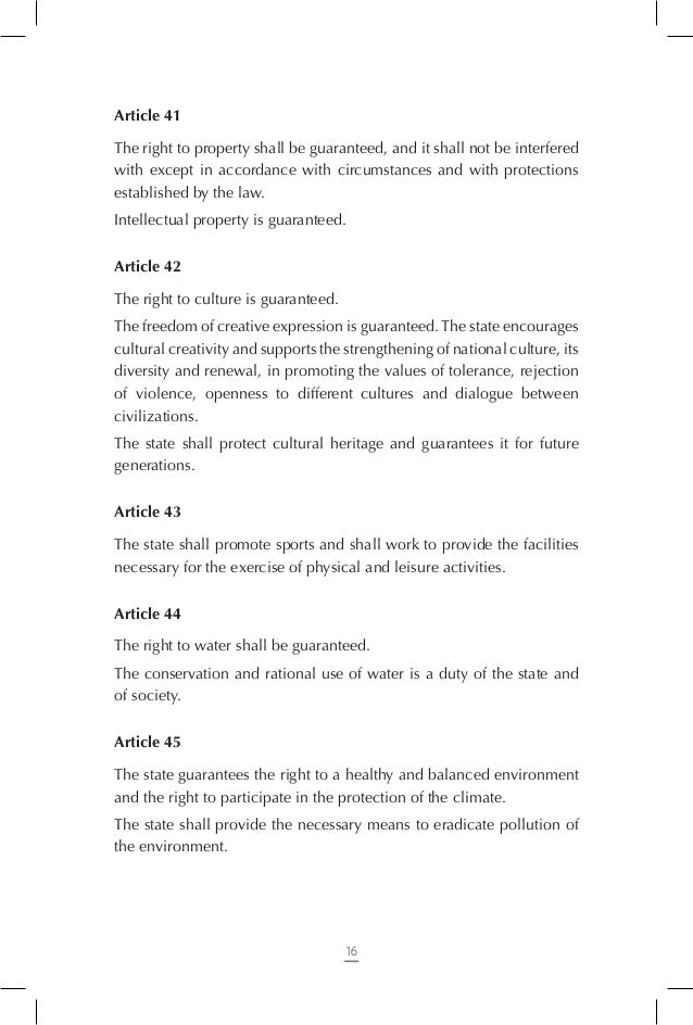 Article 54 Every Tunisian citizen aged eighteen years shall be deemed a voter in accordance with the conditions establishe...