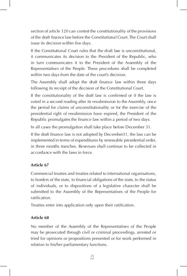 Article 77 The President of the Republic is responsible for representing the state. He/she is responsible for determining ...
