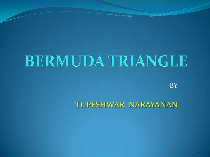BYTUPESHWAR NARAYANAN                      1