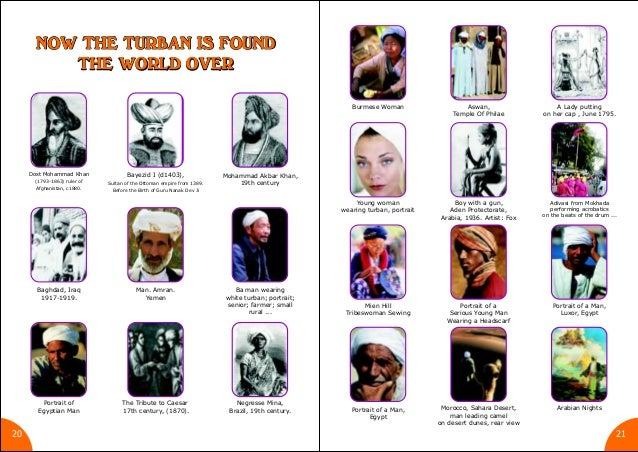 Turban - The Pride of India c96d68598ee
