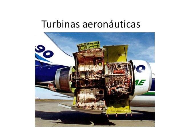 Turbinas aeronáuticas